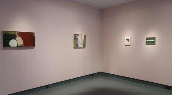 10 Sep–23 Oct 2021 Xiao Hanqiu contemporary art exhibition