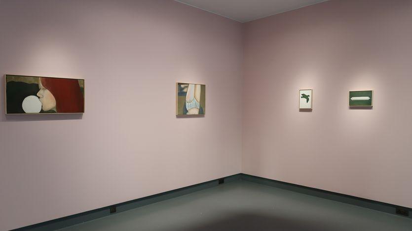 Contemporary art exhibition, Xiao Hanqiu, Honey, Bee at Tabula Rasa Gallery, London, United Kingdom