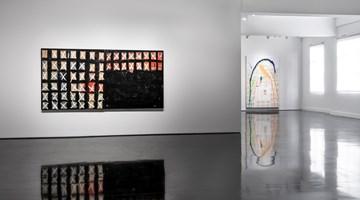 Contemporary art exhibition, Brook Andrew, La Razza: Quiet Noise at Tolarno Galleries, Melbourne, Australia