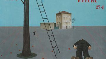 Contemporary art exhibition, Paolo Ventura, Ex Voto at FLATLAND, Amsterdam