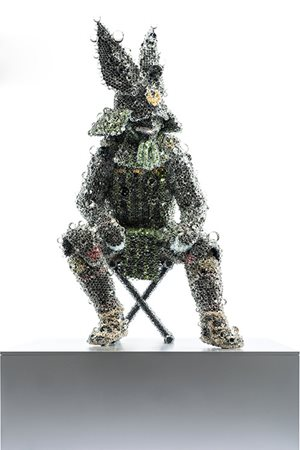 PixCell-Armor by Kohei Nawa contemporary artwork