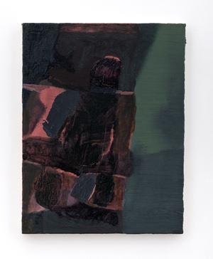 Slopes by Biraaj Dodiya contemporary artwork painting