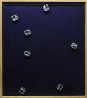 Stars (Clair de lune) by Yukio Fujimoto contemporary artwork