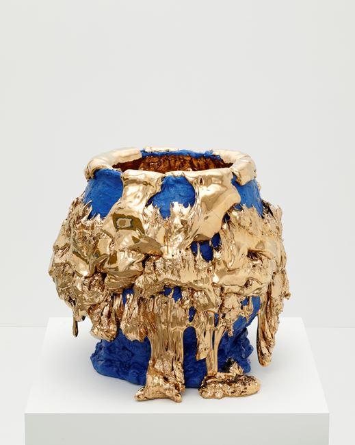 茶垸   Tea bowl by Takuro Kuwata contemporary artwork