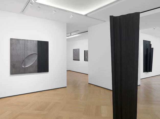 Exhibition view: Nunzio:The Shock of Objectivity, Mazzoleni, London (7 June–7 September 2019). Courtesy Mazzoleni, London-Torino.