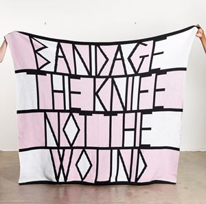 Bandage the Knife Not the Wound by Broomberg & Chanarin contemporary artwork