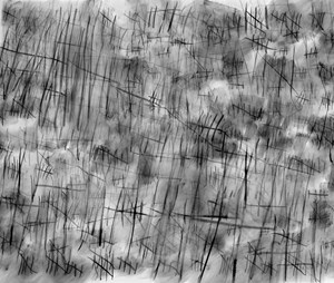 Numbers by Idris Khan contemporary artwork