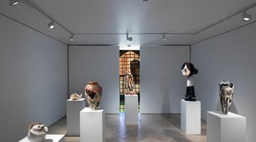 Contemporary art exhibition, Group Exhibition, Christian Holstad, Grayson Perry, Tal R, Betty Woodman at Victoria Miro, Venice
