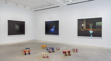 Contemporary art exhibition, Group Exhibition, Brilliant City at David Zwirner, Hong Kong