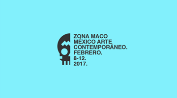 Contemporary art exhibition, Zona Maco 2017 at Galerie Lelong & Co. New York