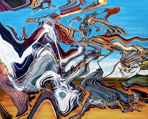 GENEALOGY 2.0 by Jin Meyerson contemporary artwork