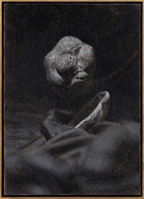 The Argon Welder VII by Pietro Roccasalva contemporary artwork