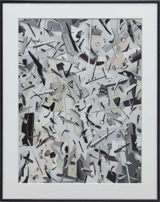 Metro Series (Cross Walk) by Gary-Ross Pastrana contemporary artwork