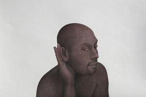 Secret by Ali Kazim contemporary artwork