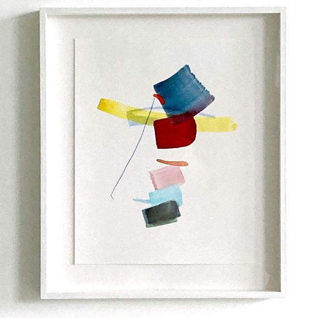 Polar Space by Henrik Eiben contemporary artwork