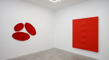 Contemporary art exhibition, Group Exhibition, In the matter of color at Dep Art Gallery, Milan, Italy