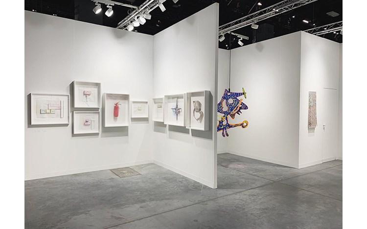 STPI Gallery, Art Basel in Miami Beach 2018, Miami (6–9 December 2018). Courtesy STPI Gallery.