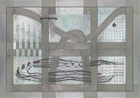 Omnium Gatherum 50 by Julia Morison contemporary artwork painting