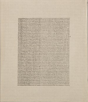 Space in Edge by Kishio Suga contemporary artwork