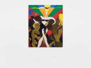 Untitled by Robert Colescott contemporary artwork