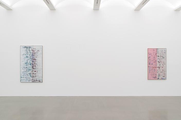 Exhibition view: John Henderson, Model, Perrotin, New York (25 April–8 June 2019). © Courtesy the artist & Perrotin.Photo: Guillaume Ziccarelli.