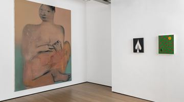 Contemporary art exhibition, Group Exhibition, No Man is an Island at Almine Rech, London