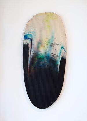 Splinter and slung by Harminder Judge contemporary artwork