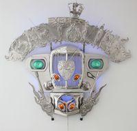 Transformers IV (Bartolina) by Alfredo & Isabel Aquilizan contemporary artwork sculpture