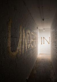 Work No. 2568 by Martin Creed contemporary artwork installation