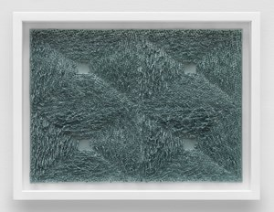 Untitled (10549) by Lars Christensen contemporary artwork works on paper