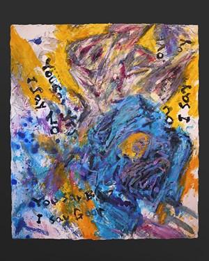 You say X, I say O by Takashi Hara contemporary artwork