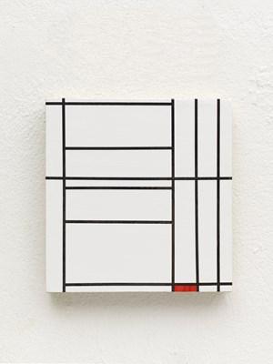 Tau by Gregor Hildebrandt contemporary artwork mixed media