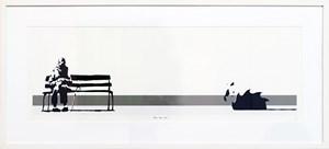 Weston Super Mare by Banksy contemporary artwork