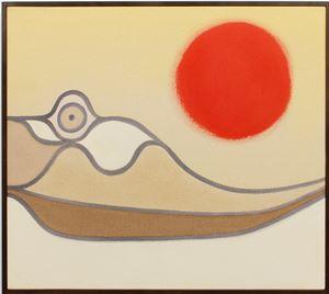Desert Evolution 1 by Anthony Miler contemporary artwork