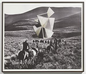 Retired Form by David Maljkovic contemporary artwork