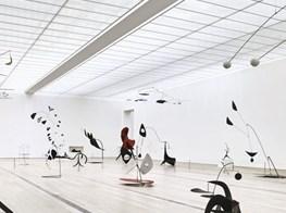 Calder and Fischli/Weiss at Fondation Beyeler, Switzerland