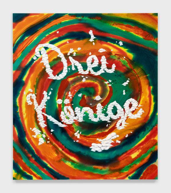 Untitled (Drei Könige) by Joel Mesler contemporary artwork