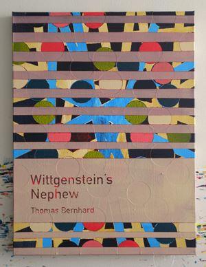 Wittgenstein's Nephew / Thomas Bernhard by Heman Chong contemporary artwork
