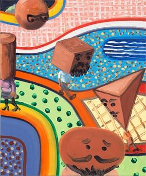 T-Garten by Marcus Weber contemporary artwork