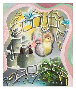 Salad by Bernhard Martin contemporary artwork