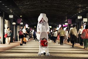 White Mother #1, Concourse by Anida Yoeu Ali contemporary artwork