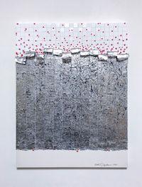 Impulse by Katsumi Hayakawa contemporary artwork painting, works on paper, mixed media