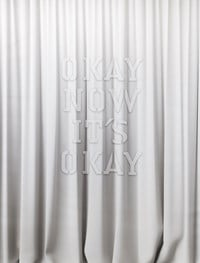 Okay now it's ok by Mary-Louise Browne contemporary artwork sculpture