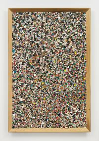 Memory Ware Flat #14 by Mike Kelley contemporary artwork mixed media
