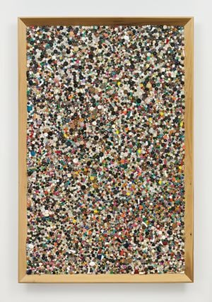Memory Ware Flat #14 by Mike Kelley contemporary artwork