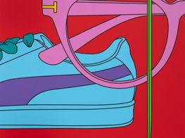 """Michael Craig-Martin<br><em>All Things Considered</em><br><span class=""""oc-gallery"""">Reflex Amsterdam</span>"""