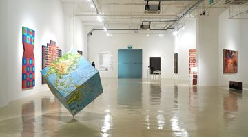 Contemporary art exhibition, Group Exhibition, GENSET at Gajah Gallery, Singapore