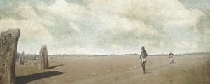 Stickman #8 by Michael Cook contemporary artwork