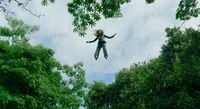 Play the Wind by Alex Prager contemporary artwork moving image