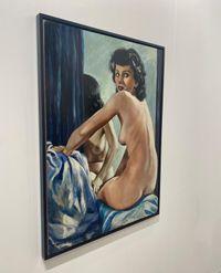 Francis Picabia's 'Femme nue devant la glace' Stands Out at Art Basel 1